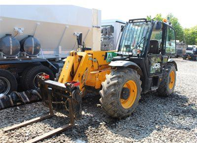 1 off Used JCB Model 531-70 Telehandler (2013)