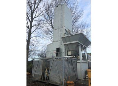 1 off Used MECALECT Wet Concrete Batching Plant